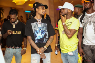 The Importance of the Bond Between Migos and Nigerian Youth