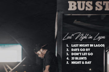 Aristokrat Records Presents: Ozone x Tey Chaplain – LAST NIGHT IN LAGOS (EP)