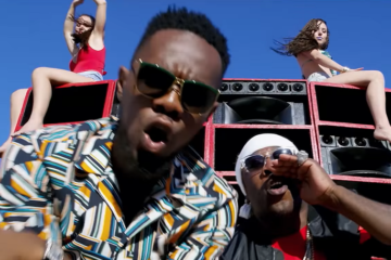 VIDEO PREMIERE: Patoranking – Daniella Whine (Remix) Ft. Elephant Man & Konshens