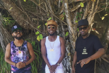 Patoranking Performs at the popular Machel Monday in Trinidad & Tobago