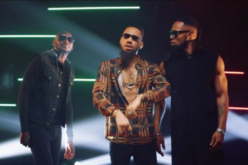 VIDEO: Phyno ft. 2Baba, Flavour – Okpeke