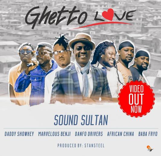 Ghetto Love Ft. Ghetto Kings