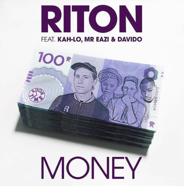 VIDEO: Riton - MONEY ft. Kah-Lo, Mr Eazi & Davido