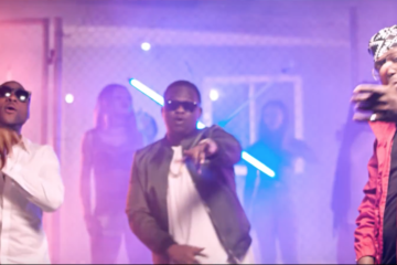 VIDEO: DJ Spinall ft. Davido & Wande Coal – Olowo