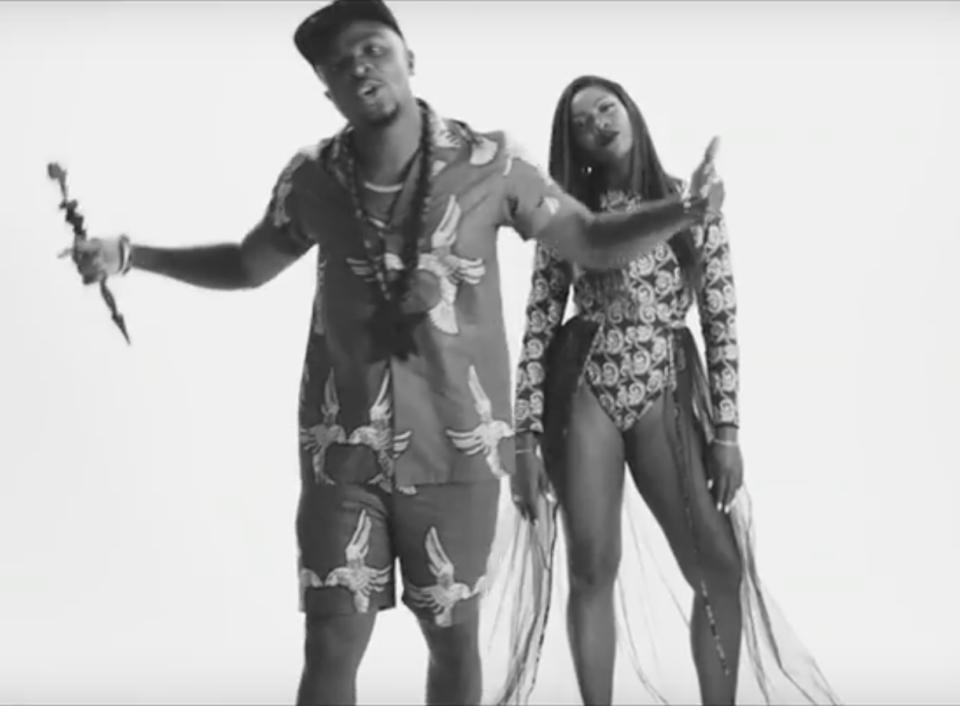 VIDEO: Fuse ODG ft. Tiwa Savage – Diary