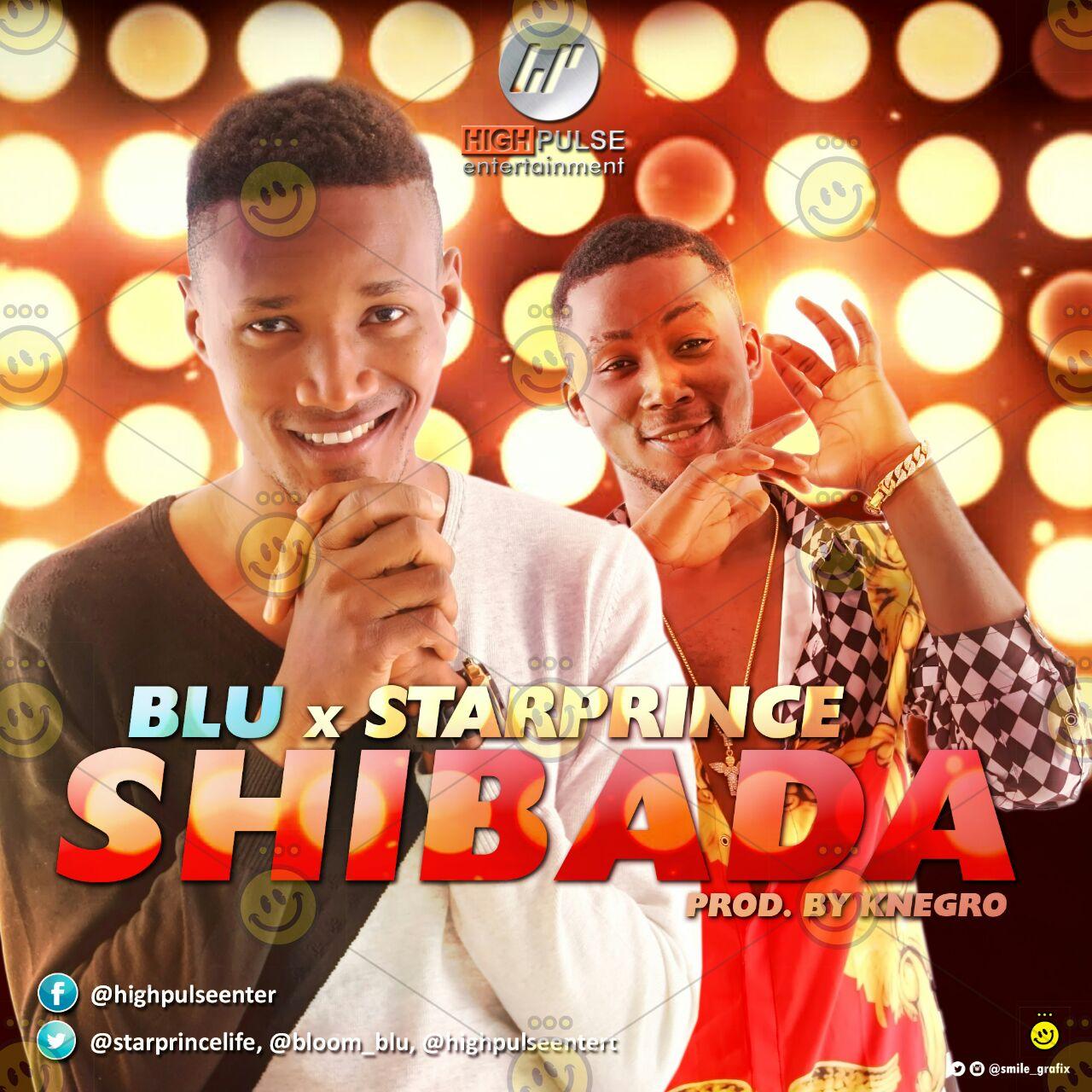 Blu & StarPrince – Shibada