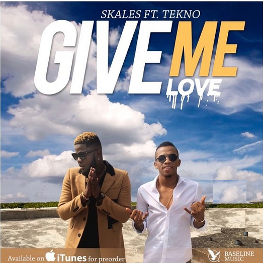 Skales ft. Tekno - Give Me Love (prod. Spellz)