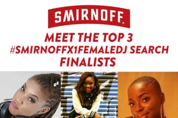 INTERNATIONAL WOMEN'S DAY: SMIRNOFF PROMOTES INCLUSIVITY AND EQUALITY IN THE MUSIC INDUSTRY WITH #SMIRNOFFX1FEMALEDJ INITIATIVE