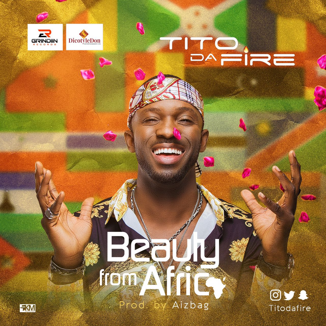 Tito Da.Fire – Beauty From Africa