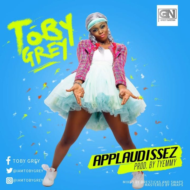 Toby Grey - Applaudisse