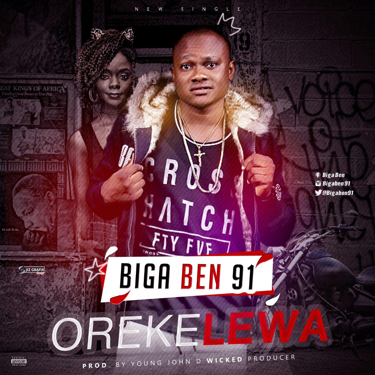 BIGA Ben91 – Orekelewa (prod. Young John)