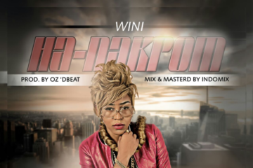 Wini – Ha' Na Kpom (Prod. by Oz D'Beat)