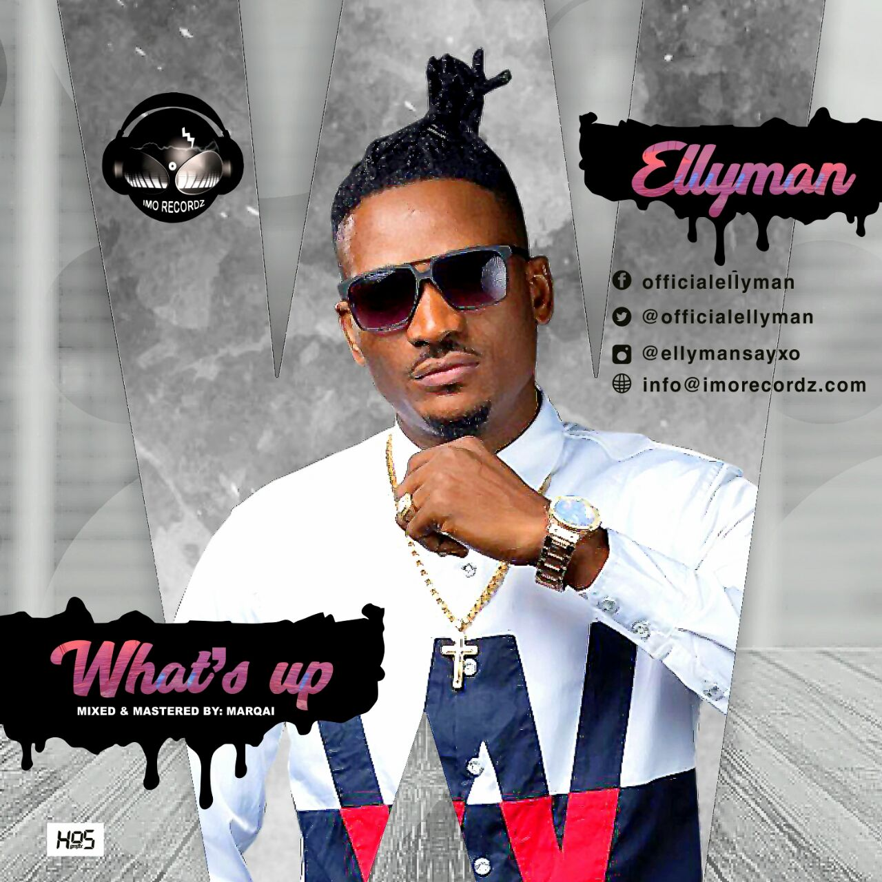 Ellyman – What's Up