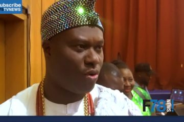 F78NEWS: Ooni of Ife in London, I Fought Sony Music says Davido, Cassper Clapback + More