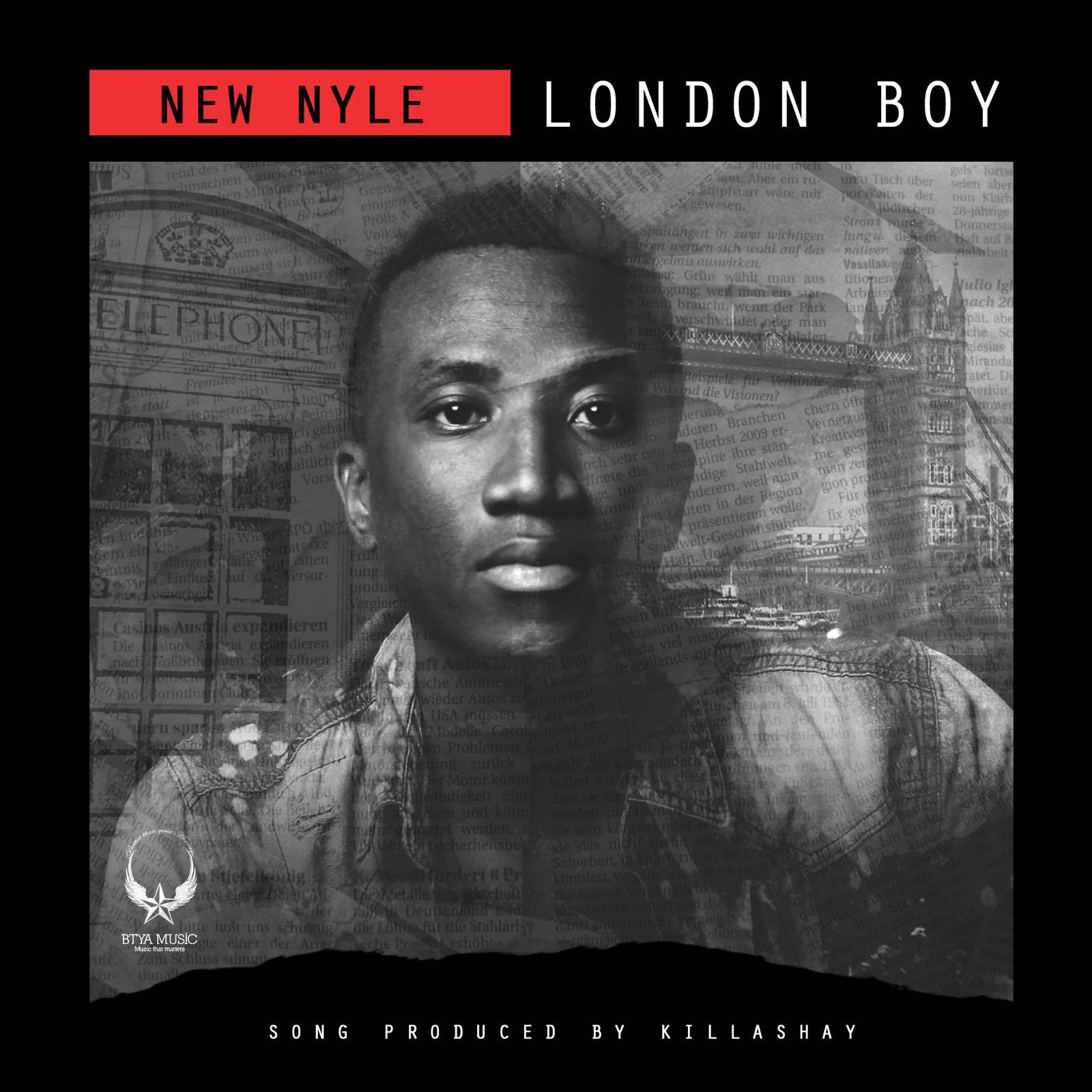 VIDEO: New Nyle – London Boy Rfx