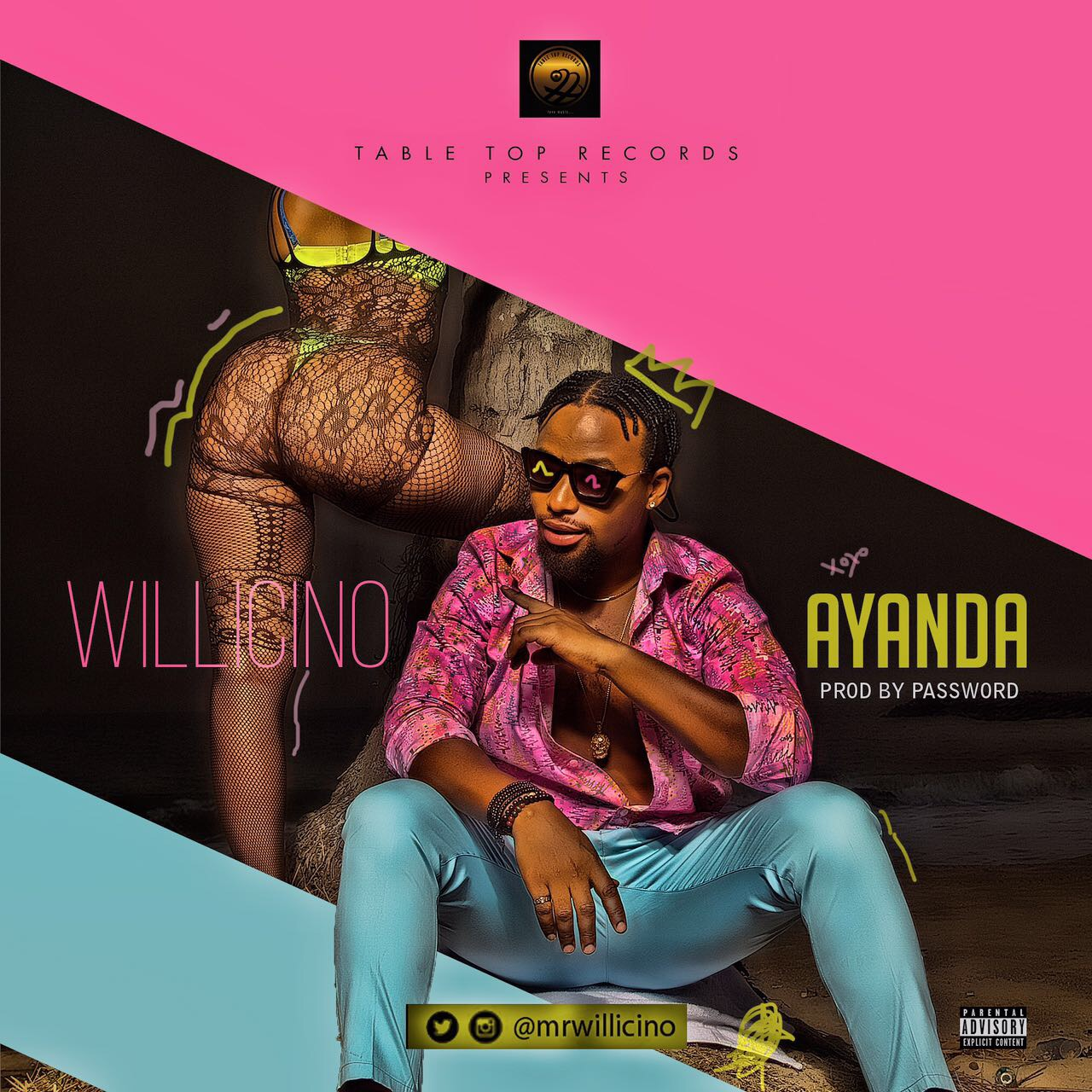 Mr Willicino – Ayanda (Prod. Password)
