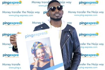 May D Signs New Deal With Ping Express As Brand Ambassador