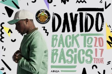 Davido Announces 8-City #BackToBasics Nigerian Tour 2017