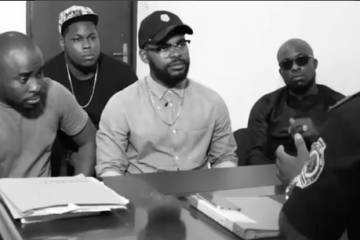 VIDEO: Trump & Buhari Discuss Falz | US Tour Kicks off In Chicago This Weekend | Full Schedule