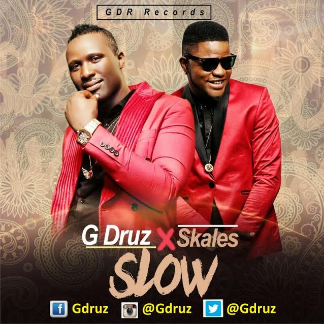 G-Druz ft. Skales – Slow (prod. Young D)