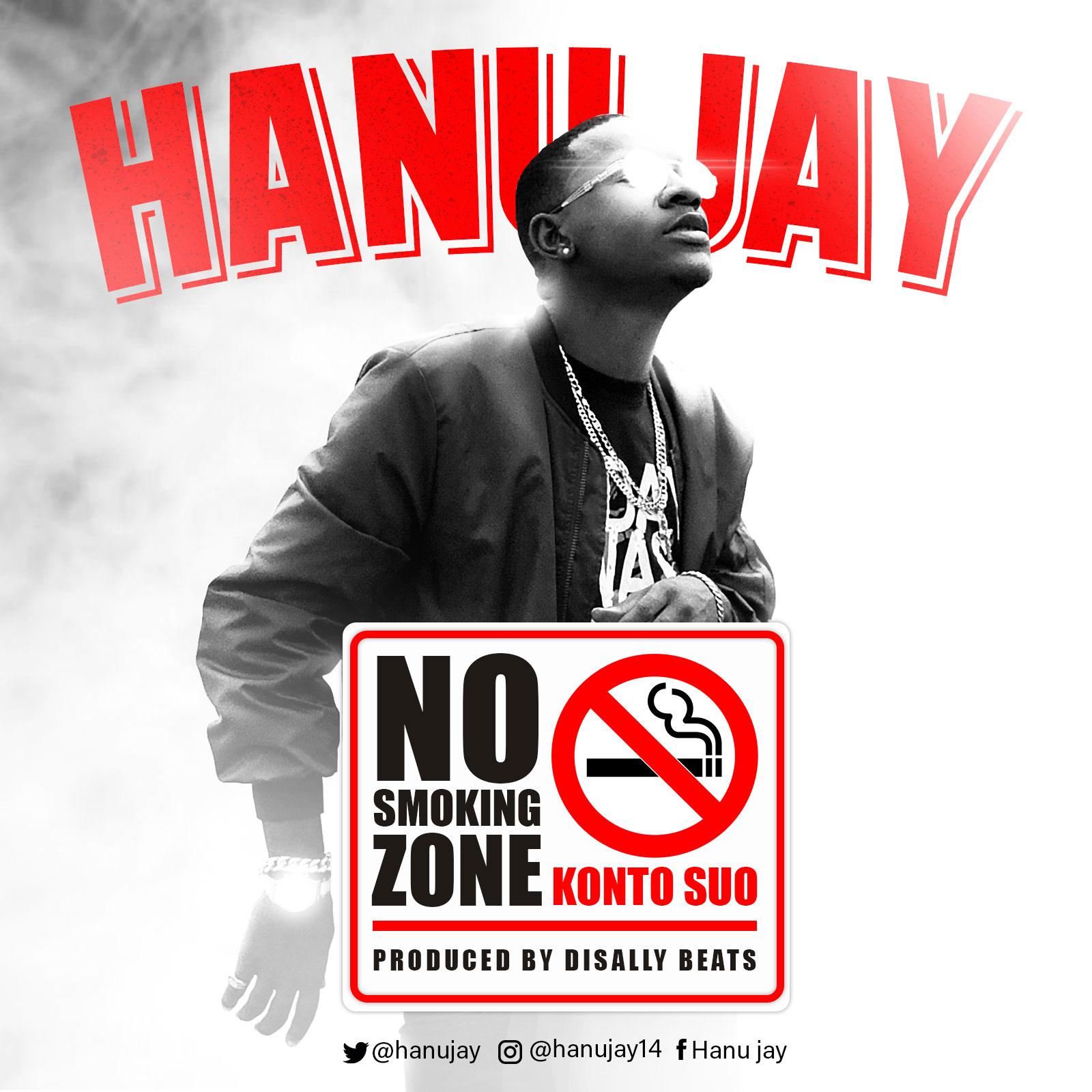 Hanu Jay – No Smoking Zone (Konto Suo)