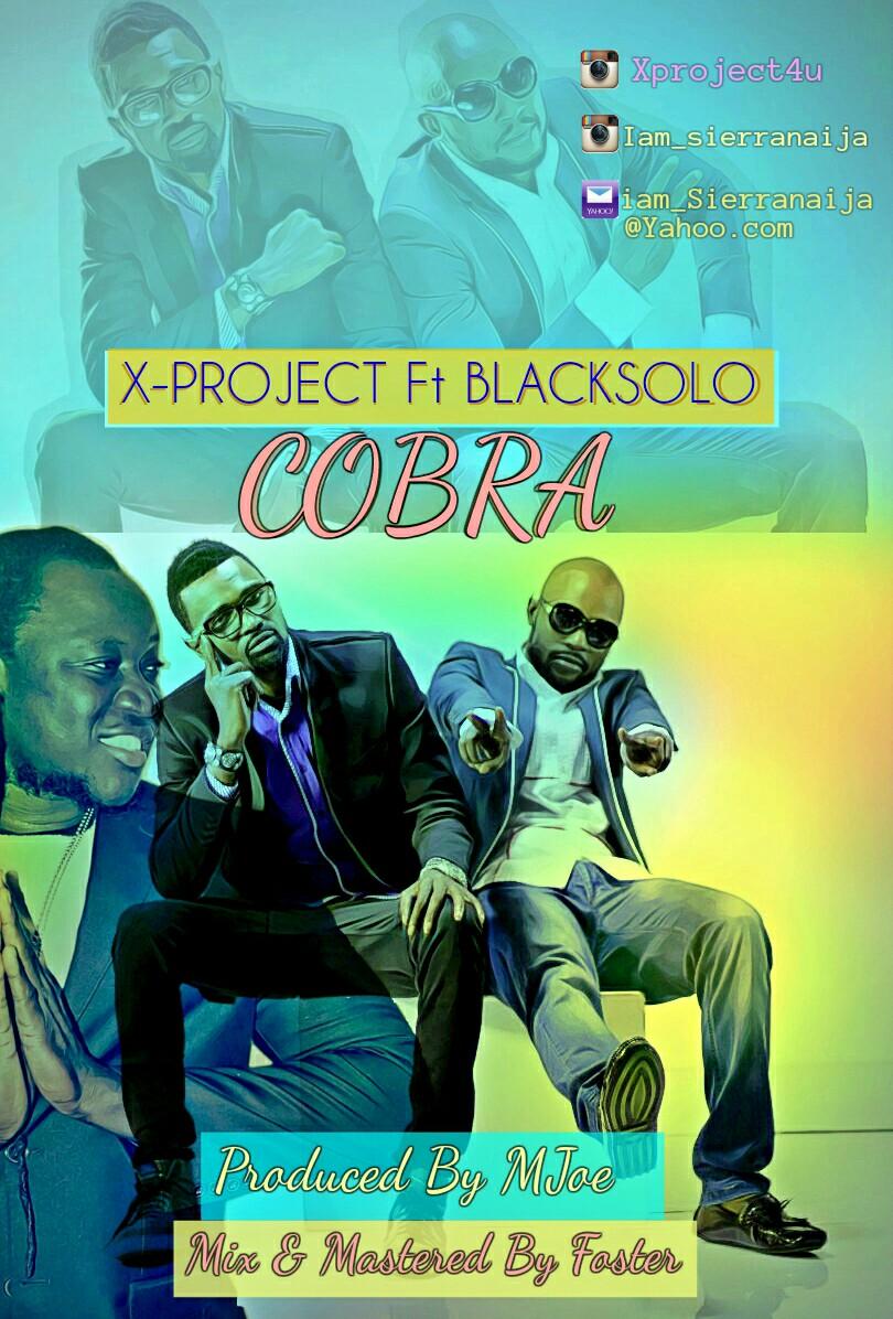 X-Project – Cobra ft. BlackSolo