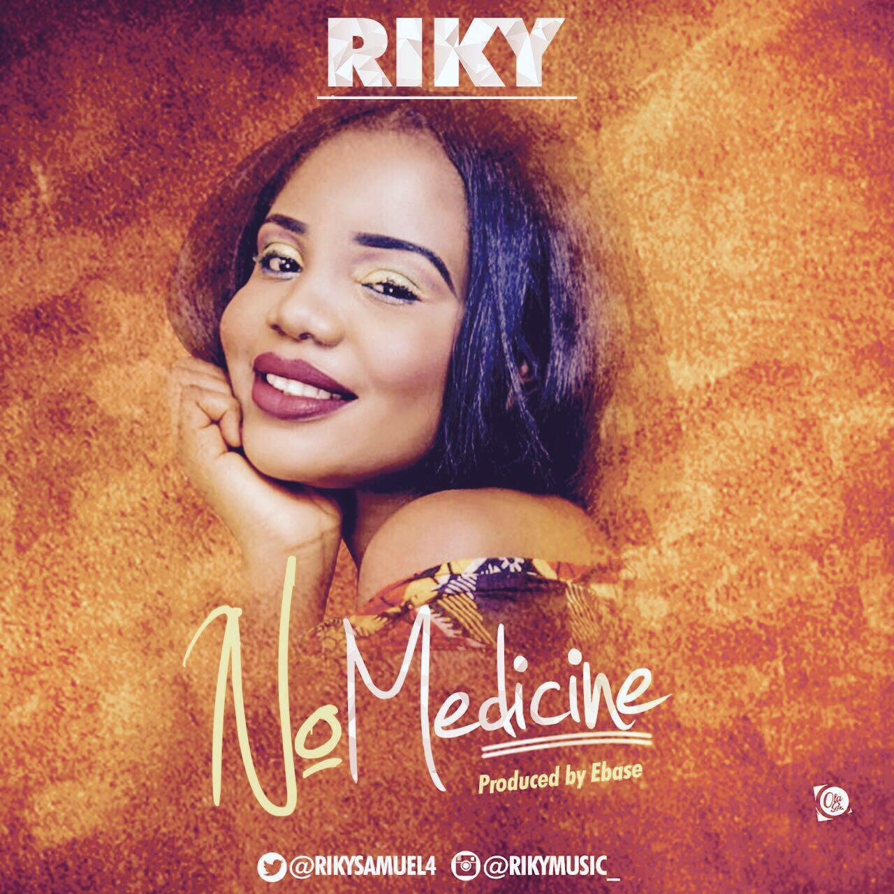 Riky – No Medicine
