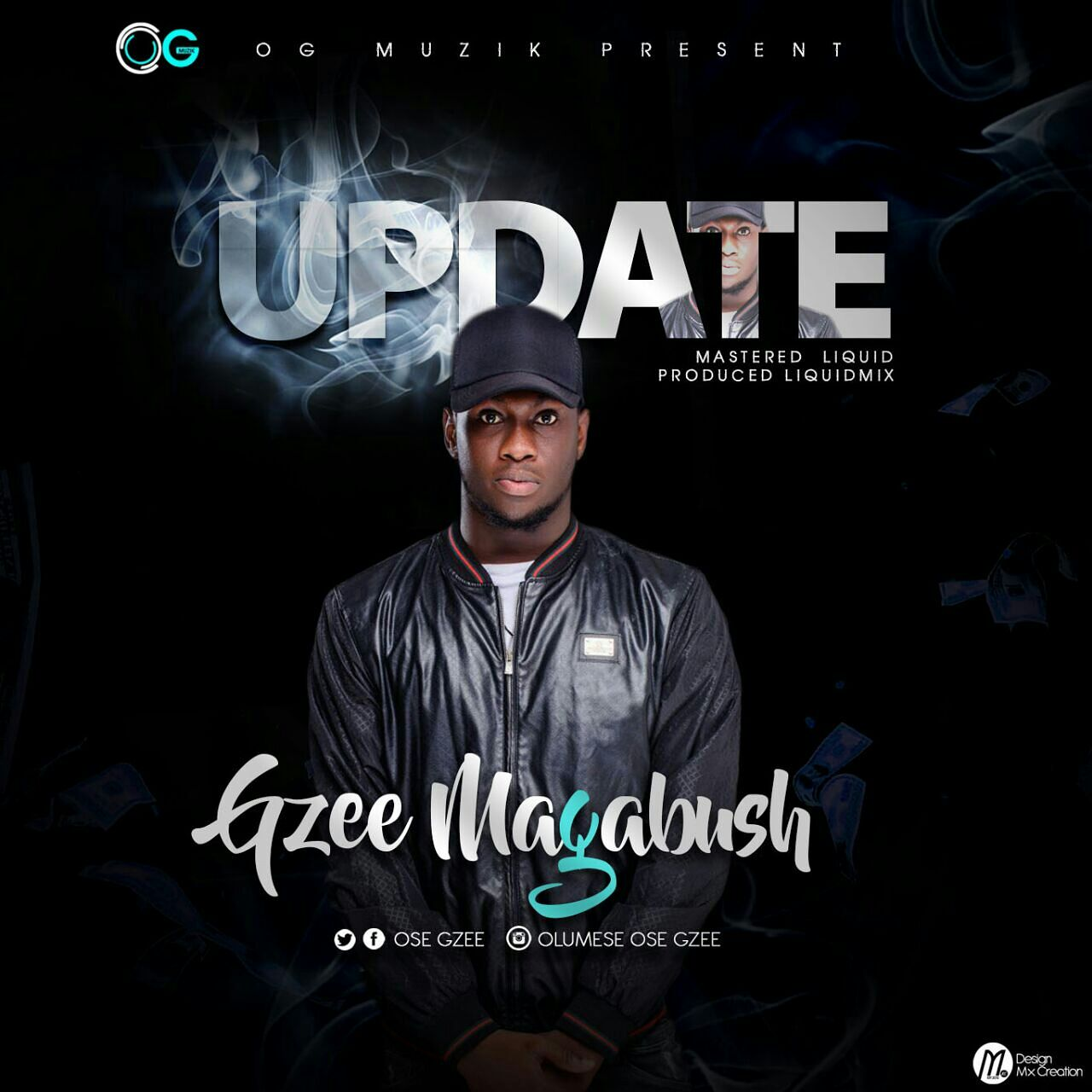 Gzee Magabush – Update (prod. Liquid)