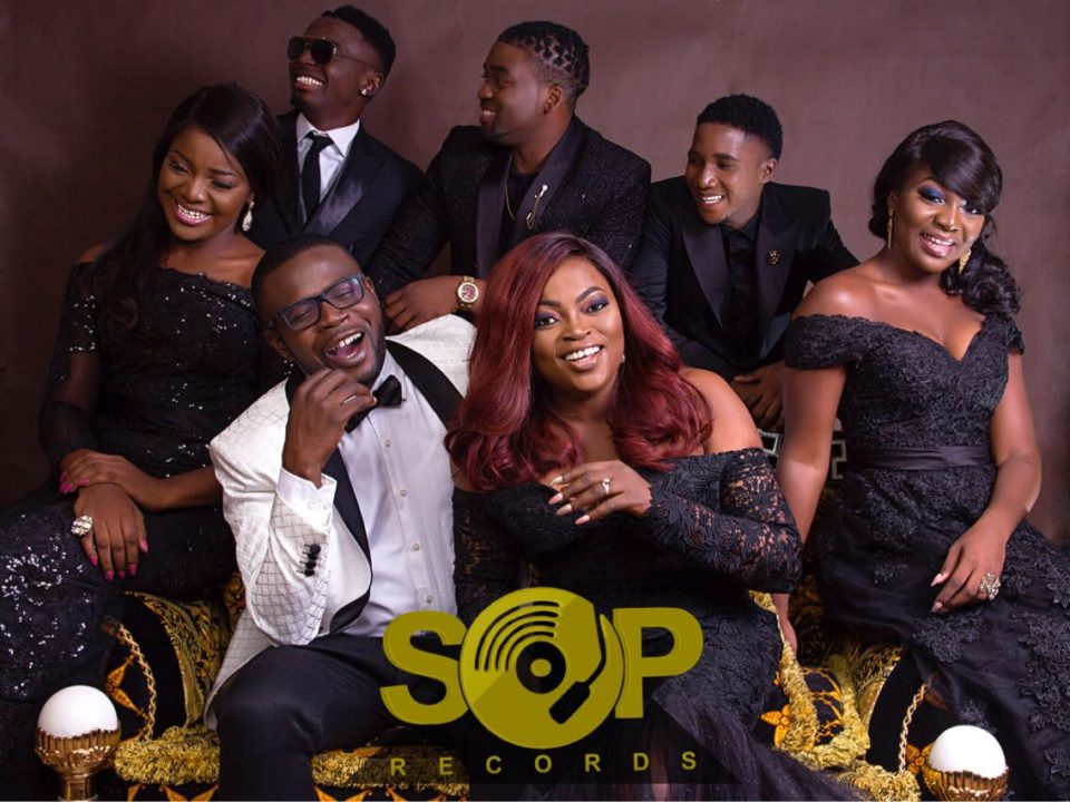 JJC Skillz & Funke Akindele Launch Record Label | Signs MoEazy & Others