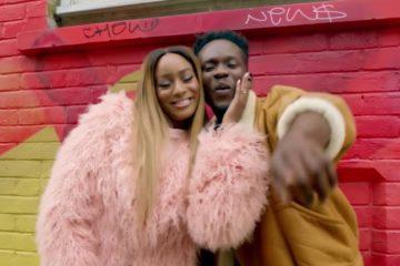 VIDEO: Mr. Eazi ft. DJ Cuppy – Fight