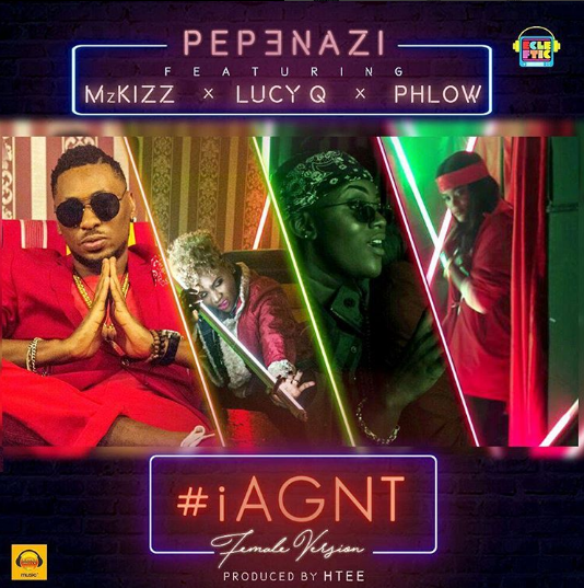VIDEO: Pepenazi - I Ain't Got No Time ft. Mz Kiss, Lucy Q & Phlow (Female Version)