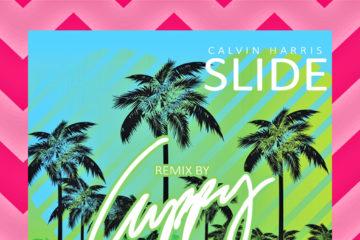 Calvin Harris – Slide (DJ Cuppy Neo-Afrobeats Remix)