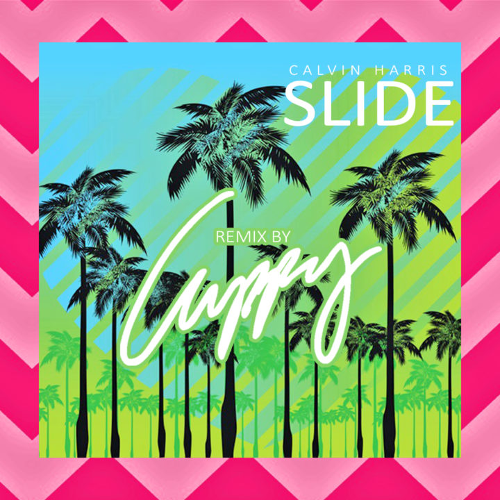Calvin Harris - Slide (DJ Cuppy Neo-Afrobeats Remix)
