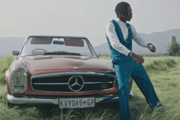 VIDEO: Stonebwoy – Wogbe Jeke (Come From Far)