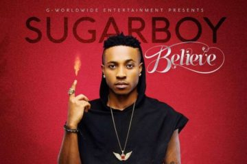 "Sugarboy's ""Believe"" Album Out Now 