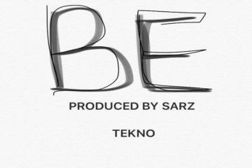 PREMIERE: Tekno – BE (prod. Sarz)