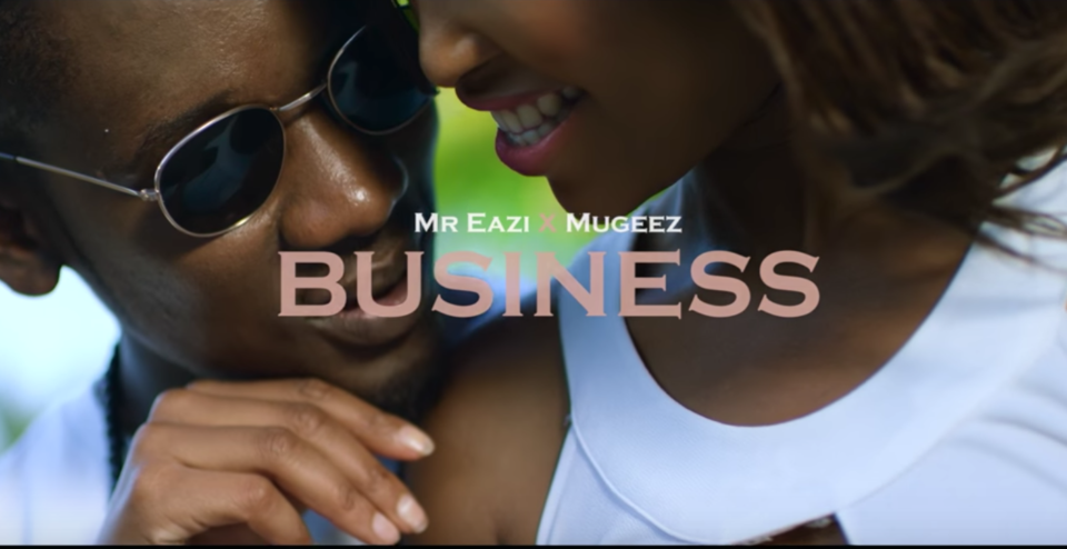 VIDEO: Mr  Eazi - Business Ft  Mugeez - Notjustok