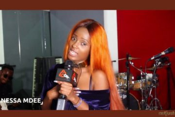 """Notjustok TV: Vanessa Mdee Aims To """"Spread The Culture"""" and """"Happiness"""" 