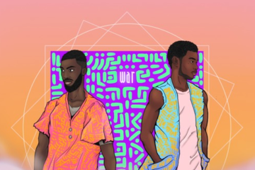 Odunsi & Nonso Amadi – WAR (EP) | STREAM