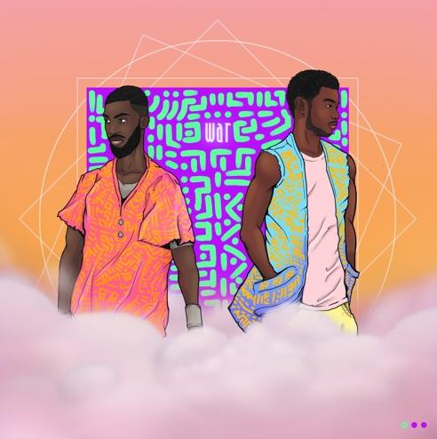 Odunsi & Nonso Amadi - WAR (EP) | STREAM