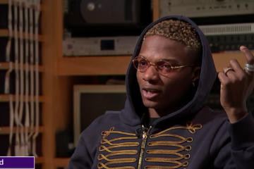 "VIDEO: ""Music Is A Universal Language… I Want To Leave A Legacy"" – Wizkid on Channel 4"