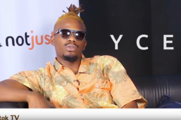 "Notjustok TV: ""I Was Influenced Locally By M.I & A Bit Of Olamide"" – Ycee Talks ""First Wave"" EP, Sony Deal"