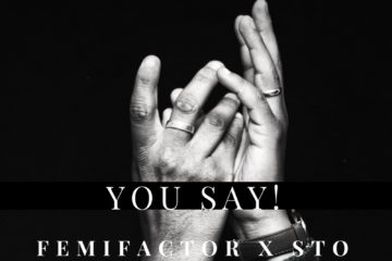 Femifactor Ft. STO – You Say