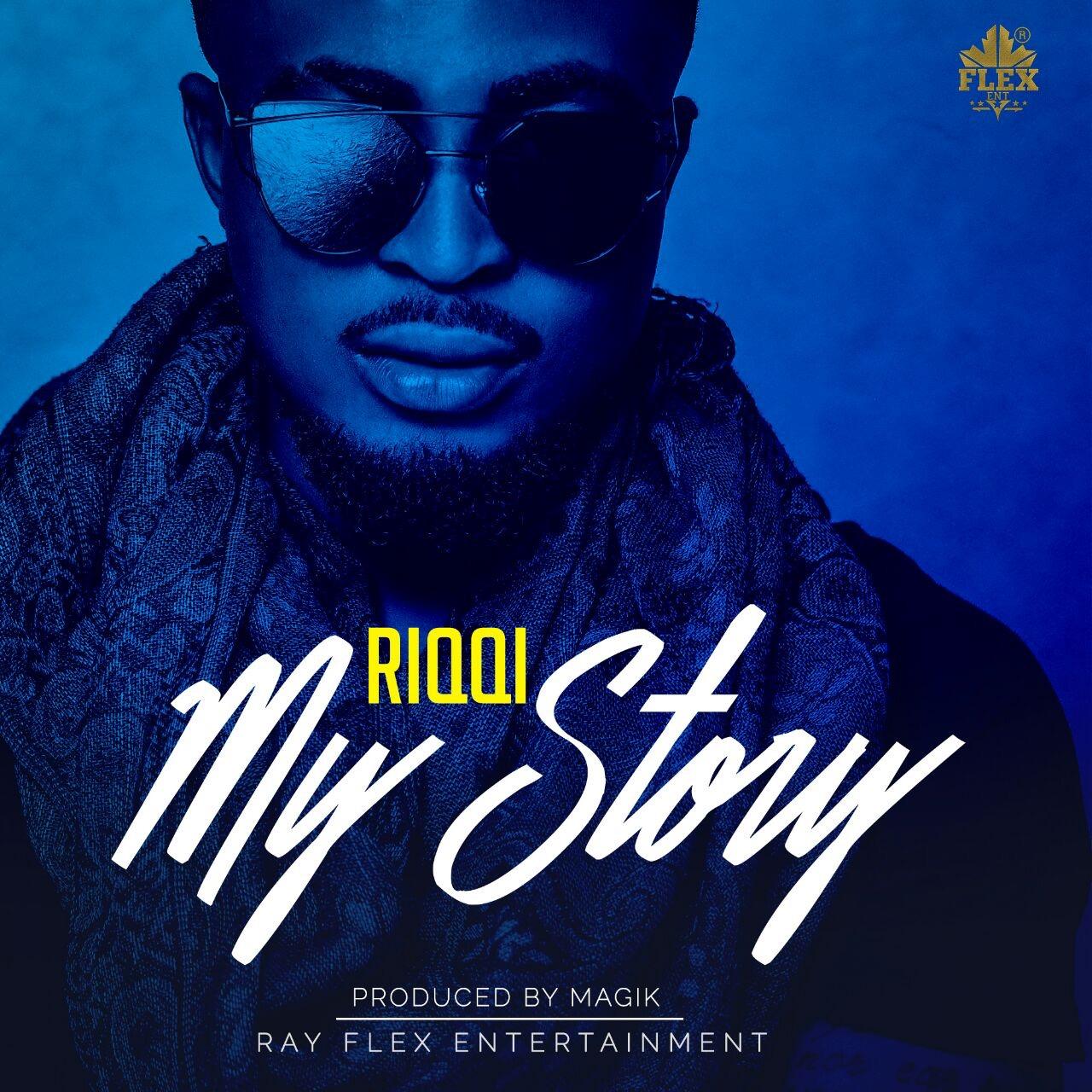 Riqqi – My Story (prod. Magik)