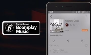 Boomplay – Get Music First! | Africa's #1 Music Service, Boomplay Rolls Out Its Pre-Order Feature