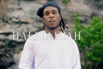 VIDEO: Burna Boy – Hallelujah