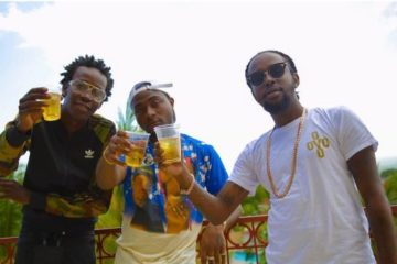 """Popcaan & Davido Set To Release """"My Story"""" 