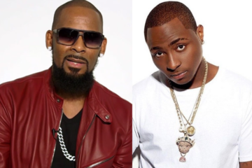 "R. Kelly Just Made a Remix to Davido's Smash Single ""IF"" 😱"