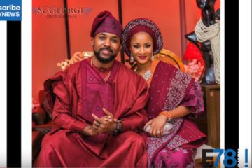 F78NEWS: Banky W & Adesua Etomi Engaged, French Montana donates $100,000 to Uganda Organisation