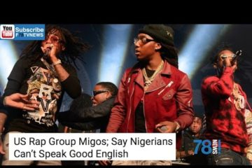 "F78NEWS: ""I Had Sex On The Beach"" Says Juliet Ibrahim, Migos Say Nigerians Cant Speak Good English"